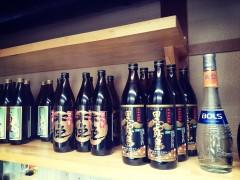 アルコール飲料